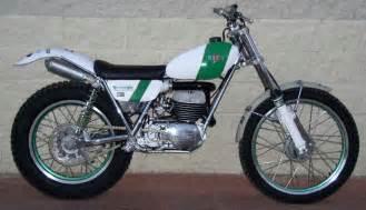 Ossa Trials Bike Motorcycles