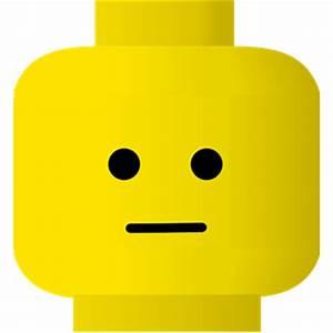 LEGO smiley -- calm clipart, cliparts of LEGO smiley ...