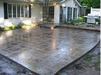great small concrete patio design ideas Concrete Patio Designs | Landscaping - Gardening Ideas