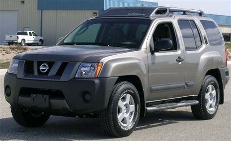 File:2005 Nissan Xterra -- NHTSA.jpg - Wikimedia Commons