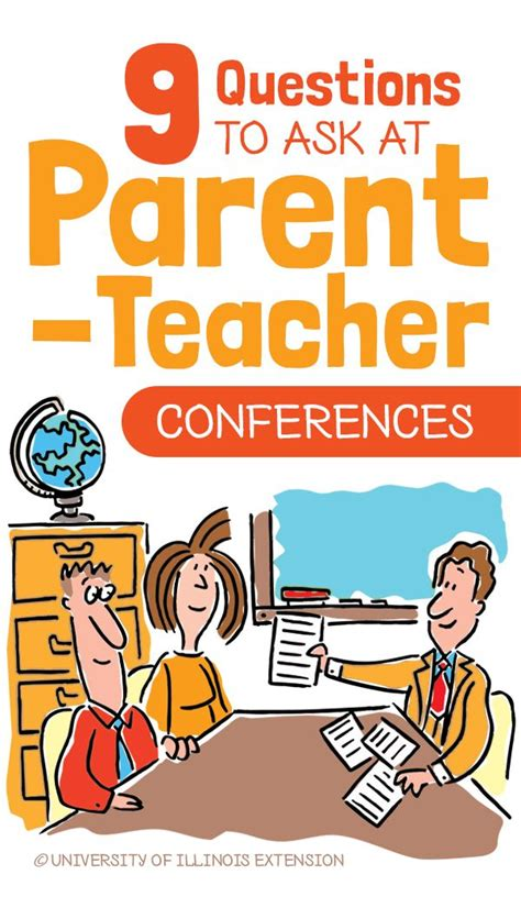 questions to ask preschool teacher at conference 159 best parent conferences amp open house images on 483