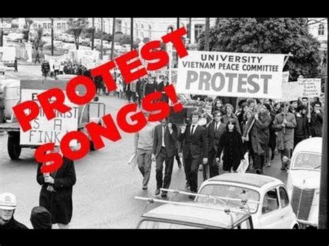 protest songs anti war anti establishment awesome