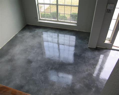 residential polishing concrete floors grezu home