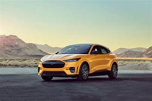 2021 Ford Mustang Mach-E GT Performance Edition is the fastest Ford EV - Roadshow