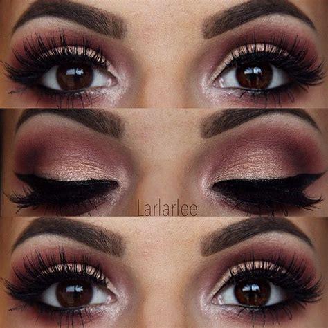 maroon makeup ideas  pinterest maroon lips