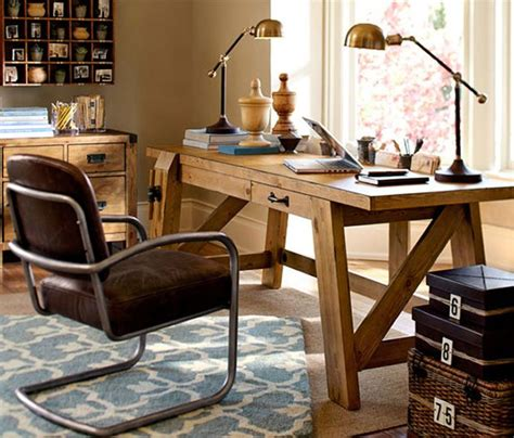 Office Desk Pottery Barn by Bench Style Office Desks From Pottery Barn Small And