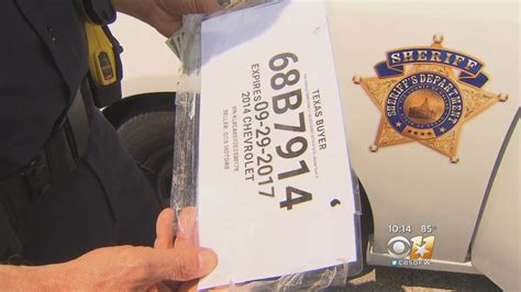 task force busting fake license plates forced  shut  youtube