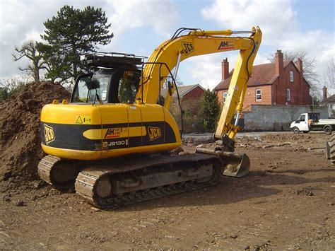 excavator hire kg  ton js excavator
