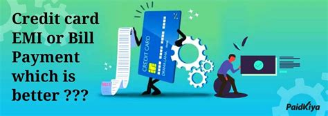 Missing paying the minimum amount due makes you forfeit any promotional interest rate offers on your card. Credit card EMI or Bill Payment which is better ?? - 2021 - PaidKiya Blogs