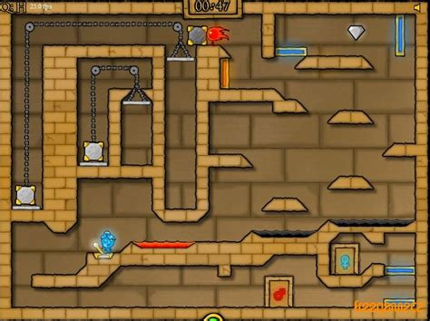fireboy and watergirl light temple fireboy and watergirl 2 in the light temple freegame cz