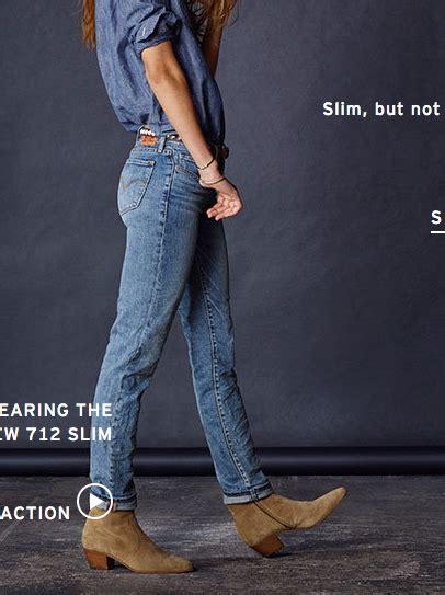 levis  slim jeans  sunset  july patch