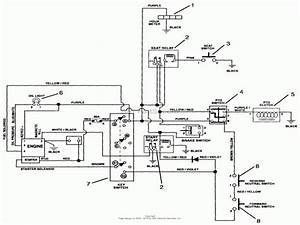 Gravely K241 Wiring Diagram
