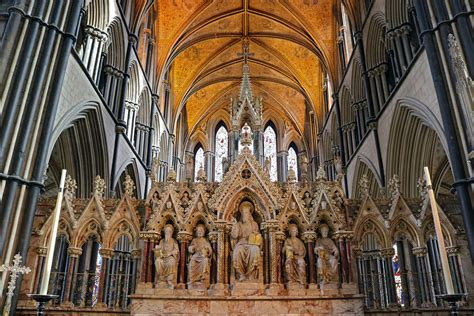 Photographs of Worcester Cathedral, Worcestershire ...