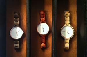 Uhren Aus Holz : catch of the day uhren und sonnenbrillen aus holz von kerbholz the ~ Whattoseeinmadrid.com Haus und Dekorationen