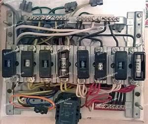 Changer Tableau Electrique : bricovid o travaux lectricit besoin d 39 aide et ~ Melissatoandfro.com Idées de Décoration