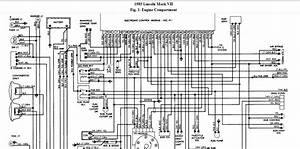 Lincoln Contential Wiring Diagram 1985