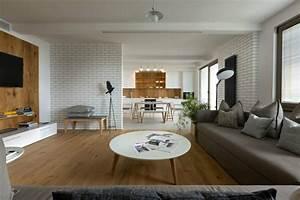 Wohnzimmer Holz Modern : ideen zur wohnzimmereinrichtung 29 moderne beispiele ~ Indierocktalk.com Haus und Dekorationen