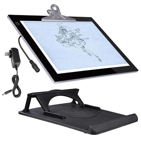 3 light table l 14 quot led artist stencil board tattoo drawing tracing table