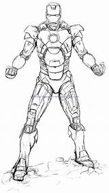 Iron Coloring Pages Drawing Lego Avengers Ironman Printable Suits Infinity Pencil Sketch Animated War Marvel Sheets Captain America Getcolorings Uteer sketch template