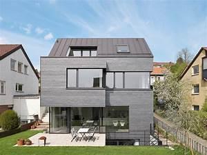 Haus Walmdach Modern : haus resch modern h user stuttgart von achim birnbaum architektur fotografie ~ Indierocktalk.com Haus und Dekorationen