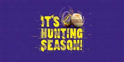 Cadbury Egg Hunt Creme Easter Ads Brands