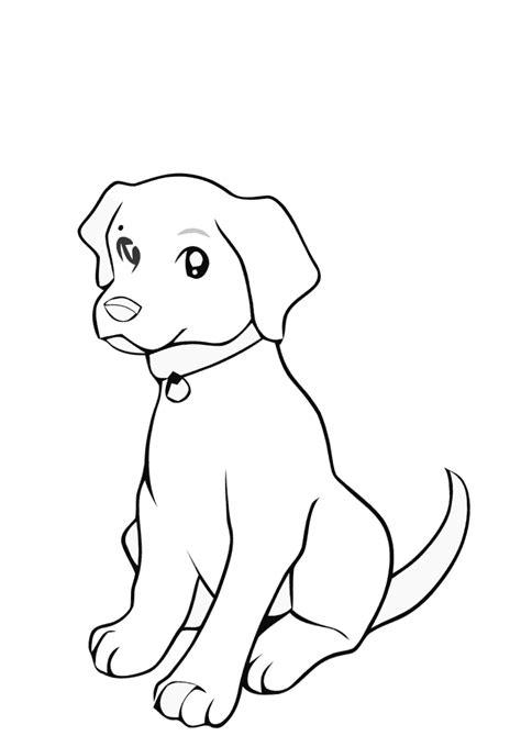 labrador coloring pages    print