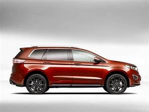 Ford Edge - 2015  2016  2017