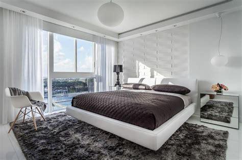 chambre appartement déco chambre parentale moderne