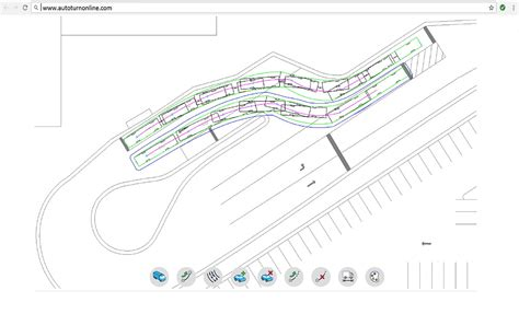 vehicle swept path templates how autoturn brings swept path analysis to all designers transoft solutions