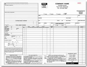 automotive transmission repair invoice form With transmission repair invoice