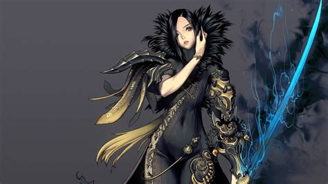Blade And Soul Anime Wallpaper - blade and soul wallpapers wallpaper cave