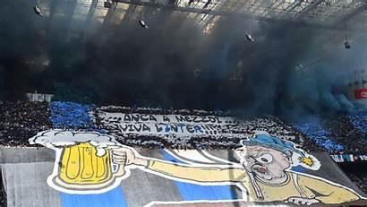 Inter Milan Derby Siro Ac San Coreografie