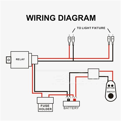 Wiring Diagram Led Light Bar Wellread