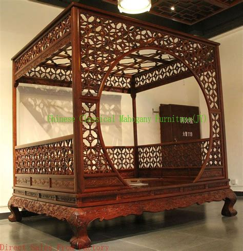 chinees bed beds style bed tradition luxurious