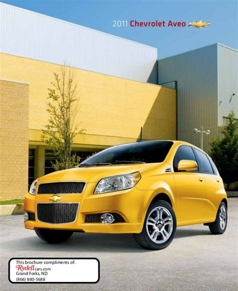 Rydell Chevrolet Buick Gmc Cadillac by 2011 Chevrolet Aveo In Grand Forks Nd Rydell Chevrolet