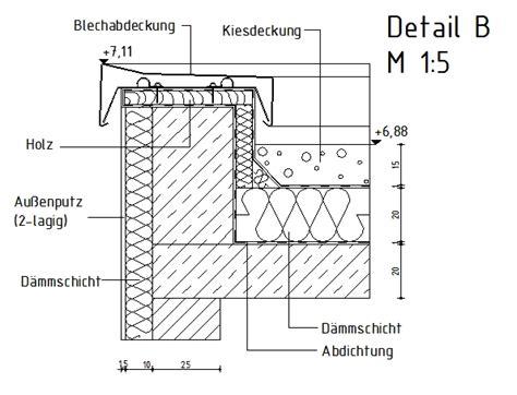 Zweischaliges Belueftetes Dach Kaltdach by Detailzeichnung