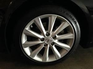 Ca Fs Oem Lexus Is250 - Is350 17 Rims Tires