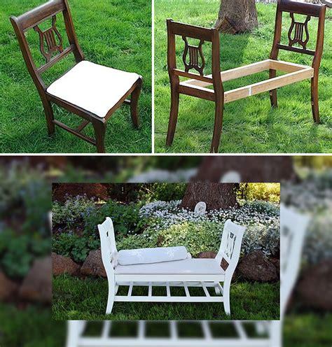 dining room chairs no compres más muebles 10 ideas para reciclar cosas que