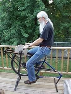 Homemade Pedal Grinder
