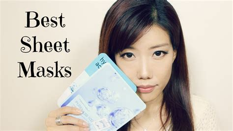 mask monday best korean hyaluronic sheet masks youtube