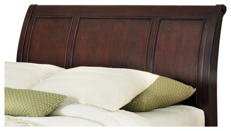 Home Styles Lafayette Sleigh Headboard-king-california