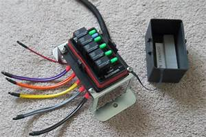 Diy Waterproof Relay  Fuse Box