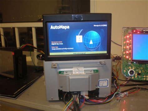 vovlo xc sat indash gps monitor installed volvo forums