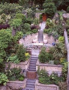 Gartenweg Anlegen Günstig : hanggarten anlegen ein garten auf mehreren ebenen gartentreppen gartenebenen pinterest ~ Markanthonyermac.com Haus und Dekorationen
