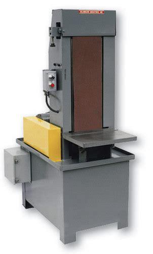sd     heavy duty vertical industrial sander