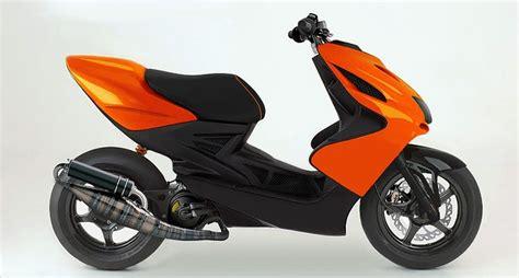 yamaha aerox custom roller scooter tuning roller und
