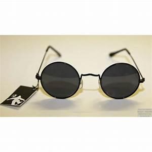 Lunette Soleil Ronde Homme : lunette de soleil mixte ronde hippy john lennon achat ~ Nature-et-papiers.com Idées de Décoration