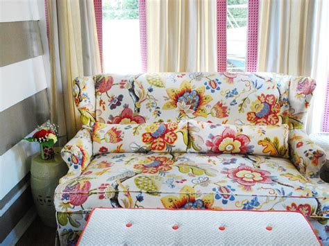 Floral Settee by Floral Sofa Hgtv