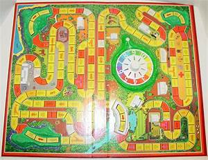 What U2019s In That Game Box   U2013 The Game Of Life  1977