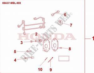 Cd Changer Bracket For Honda Deauville 650 2000   Honda